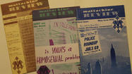 Collecting LGBTQ material at the National Museum of American History [Pictures]