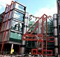 BRE62C Channel Four Television building, Westminster, London. Image shot 2010. Exact date unknown.