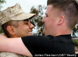 Gay Military Proposal