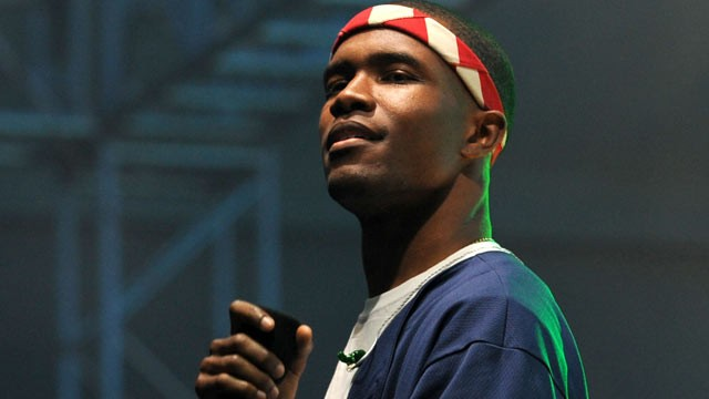 PHOTO: Frank Ocean performs during the 2012 Coachella Music Festival at The Empire Polo Club on April 13, 2012 in Indio, Cali.