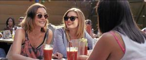 Scene from the film quot;Life Partnersquot; starring Leighton Meester and Gillian Jacobs.