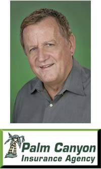 Palm Canyon Insurance Agency - Bill Robinson, Broker
