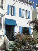 Henry Guest House Bed and Breakfast in San Francisco's castro District