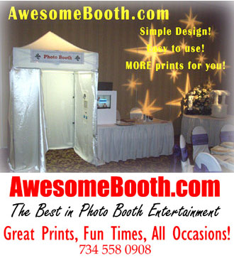 Awesome Booth - Photo Booth Rentals in Detroit, Cleveland, Columbus, Pittsburgh
