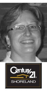 Patricia Curnan with Century 21 Shoreland Real Estate