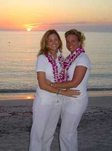 Ceremonies by Nan - Gay and Lesbian Weddings in Tampa/St Petersburg, FL