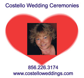 Gay and lesbian wedding officiant in South New Jersey and Philadelphia