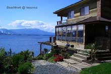Gay and Lesbian Friendly Lodging in Salt Spring Island, British Columbia