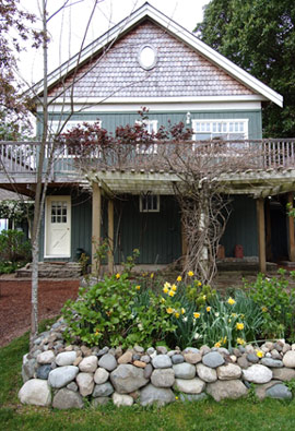 Gay Friendly Bed and Breakfast - Saltspring Island, BC